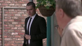 Coronation Street spoilers: Corey Brent crashes Seth's funeral!