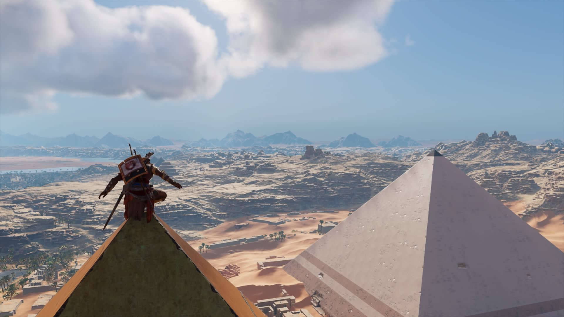 Everything Assassin S Creed Origins Ending Tells Us About The