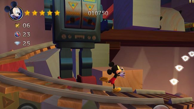 Castle of Illusion - Best console games you can play on a phone or tablet