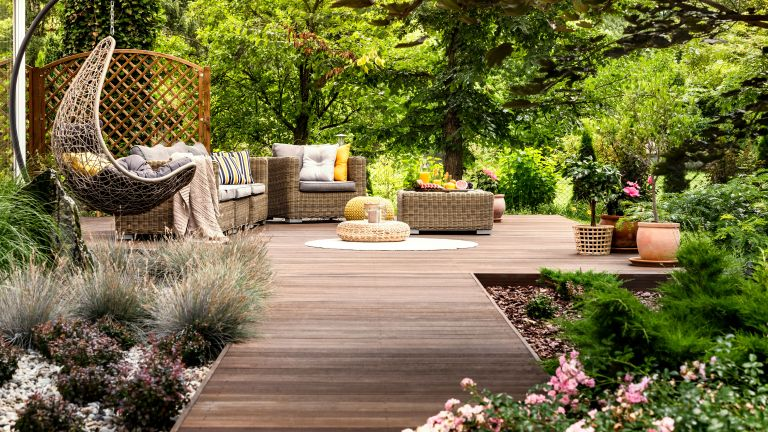 How to employ a garden designer