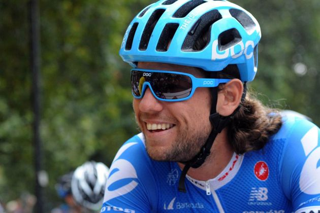 Thomas Dekker on Stage 8b of the 2014 Tour of Britain