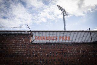 Tannadice Park Stadium – Home of Dundee United