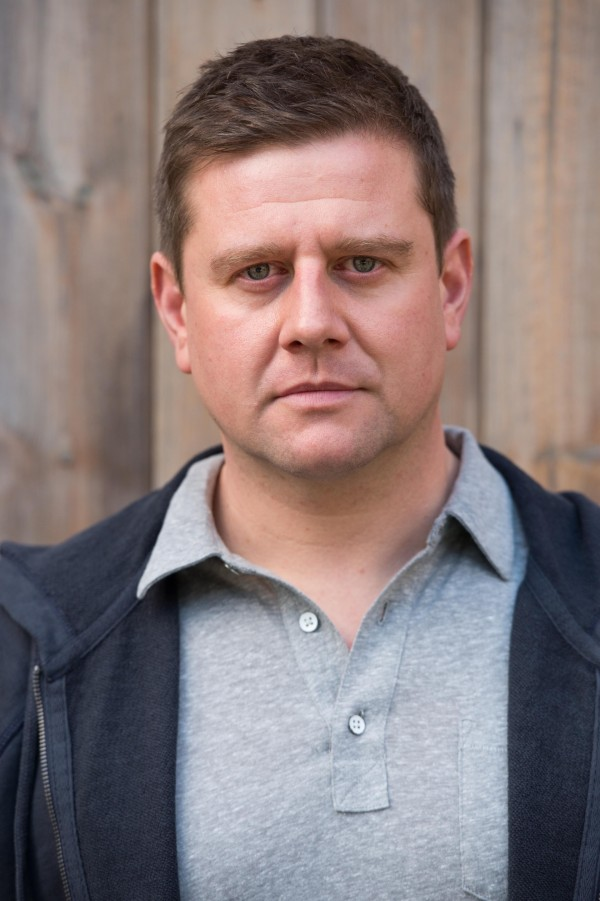 Kai Owen as Pete in Hollyoaks (Lime Pictures)