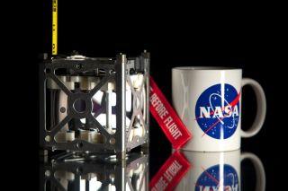 NASA's Novel Phonesat 1.0 Satellite