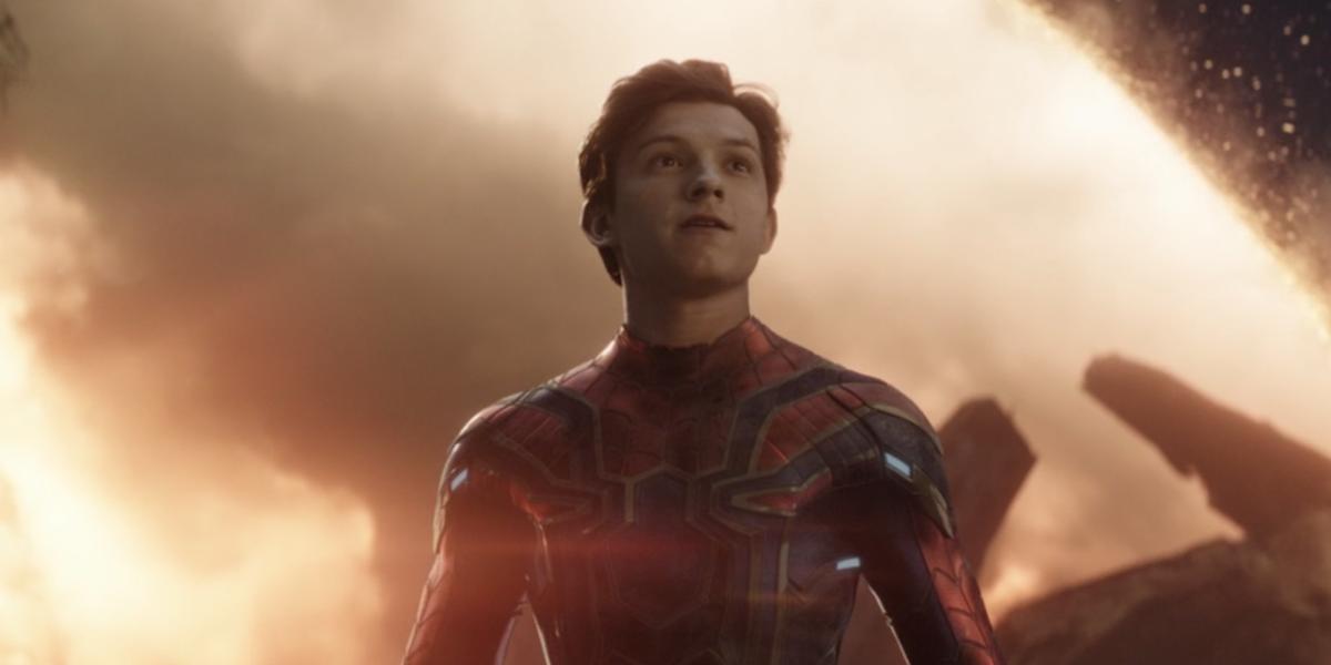 Spider-Man in Endgame
