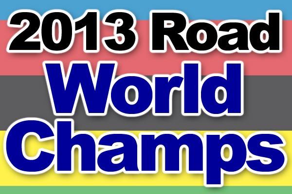 UCI Road Cycling World Championships 2013 logo
