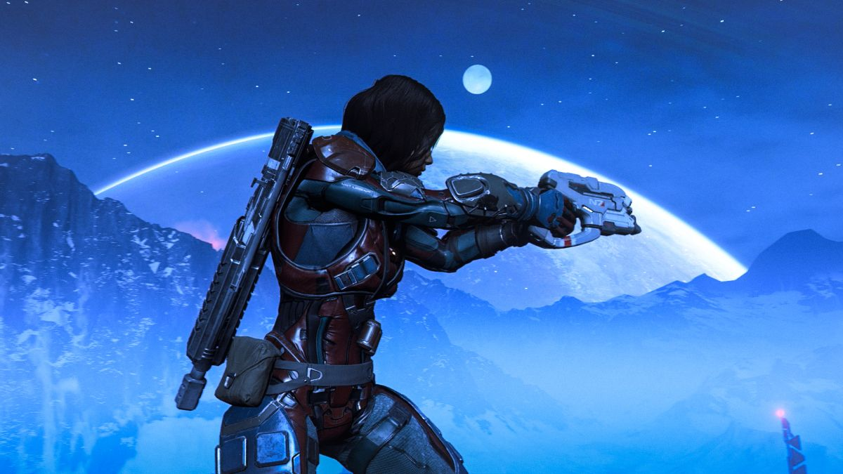 This Mass Effect: Andromeda trick is an easy way to get some of the best guns early on