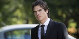 How Vampire Diaries Fans' Love For Ian Somerhalder's Damon Caused Issues Early On For The Creators