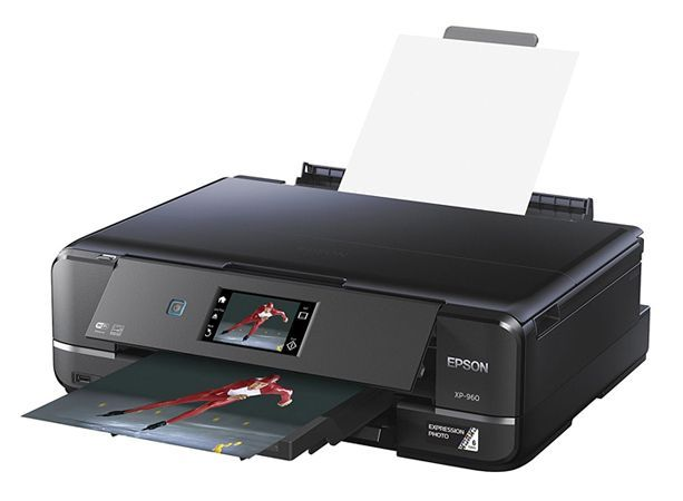 Epson Expression XP-960 Review - Pros, Cons and Verdict