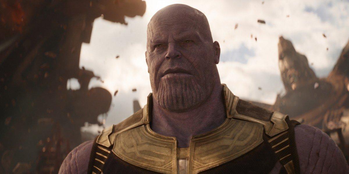Josh Brolin - Avengers: Infinity War