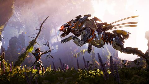 Horizon Zero Dawn celebrates one year with statistics