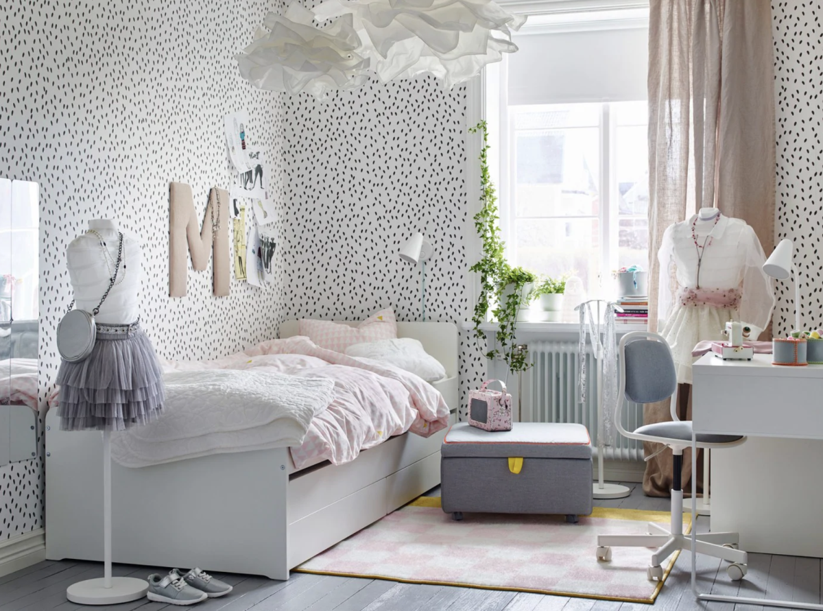 Image of: Teen Bedroom Ideas 16 Stylish Ideas That You Will Both Love Real Homes