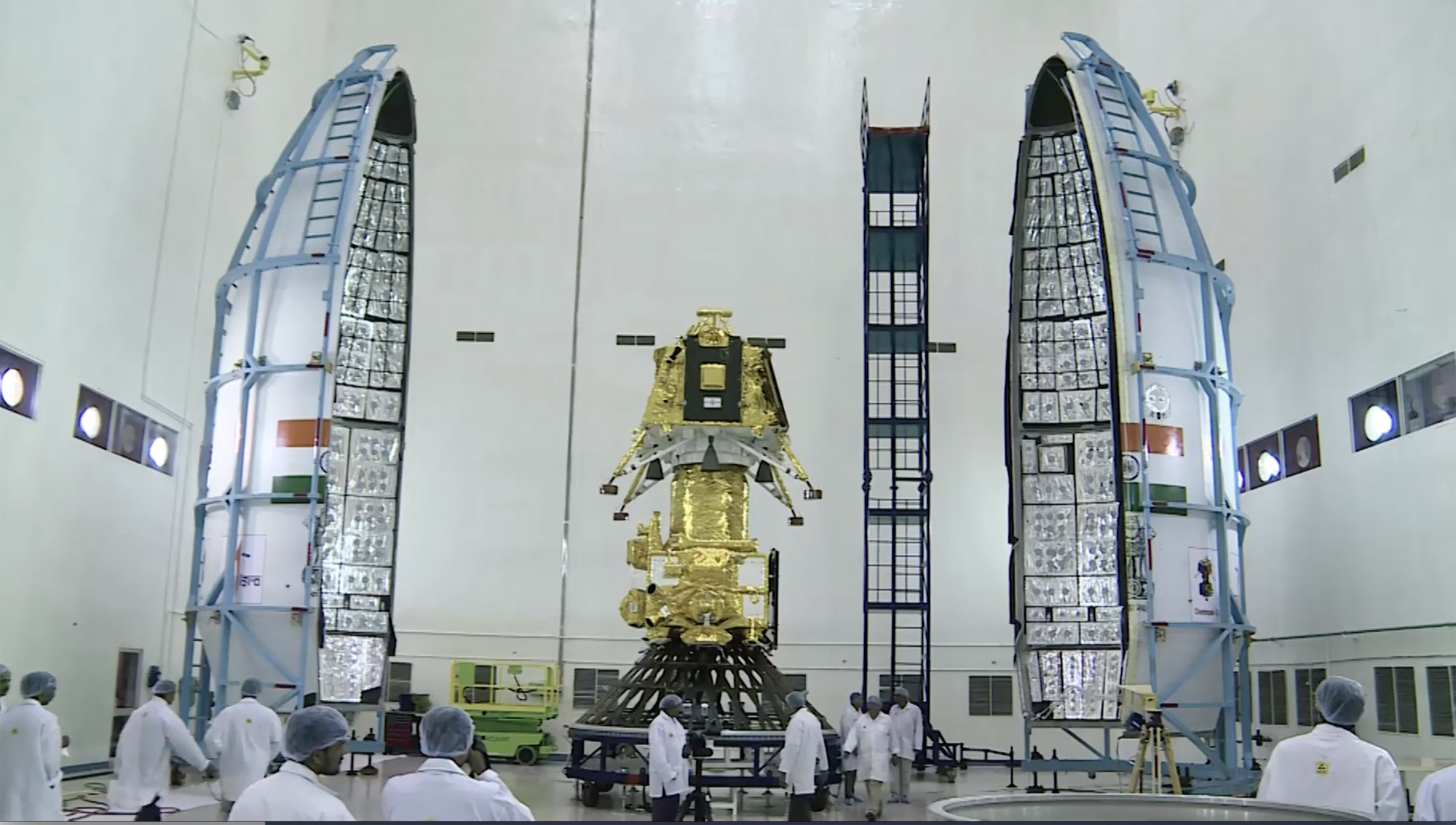 Chandrayaan-2: India's Orbiter-Lander-Rover Mission | Space