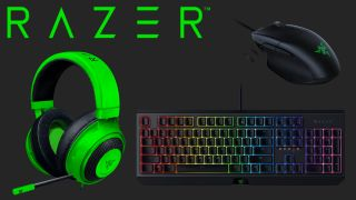 Revised and refined: Razer's new range of gaming kit improves on already great headsets, mice, and planks
