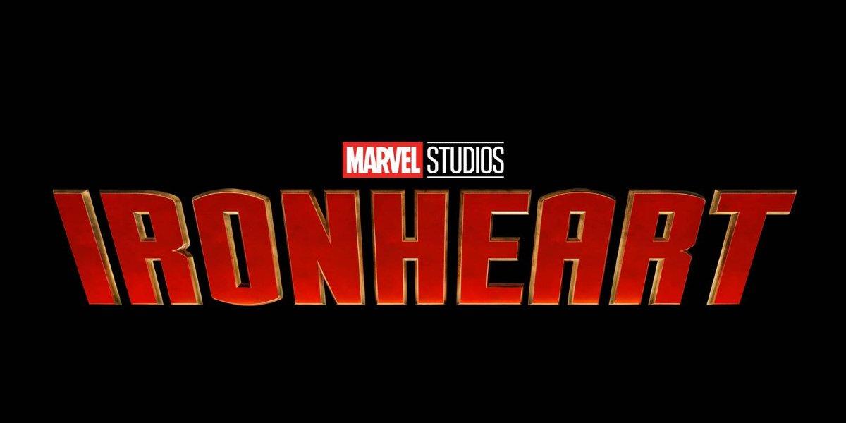 The Ironheart logo