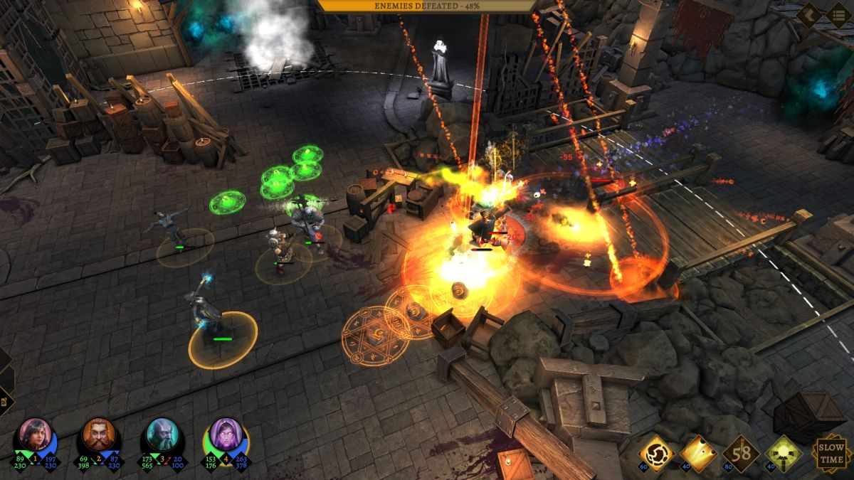 Tower of Time ventures out of Early Access