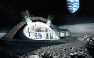 An inside look at one idea the European Space Agency is exploring in its formulation of a moon village that incorporates 3D printing.