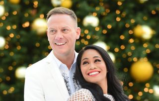 Dancing On Ice's Antony Cotton 'couldn't breathe' after fracturing ribs