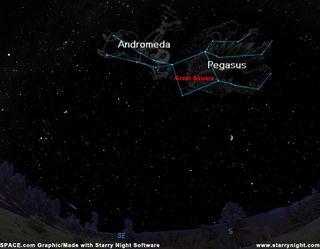 Exploring Andromeda