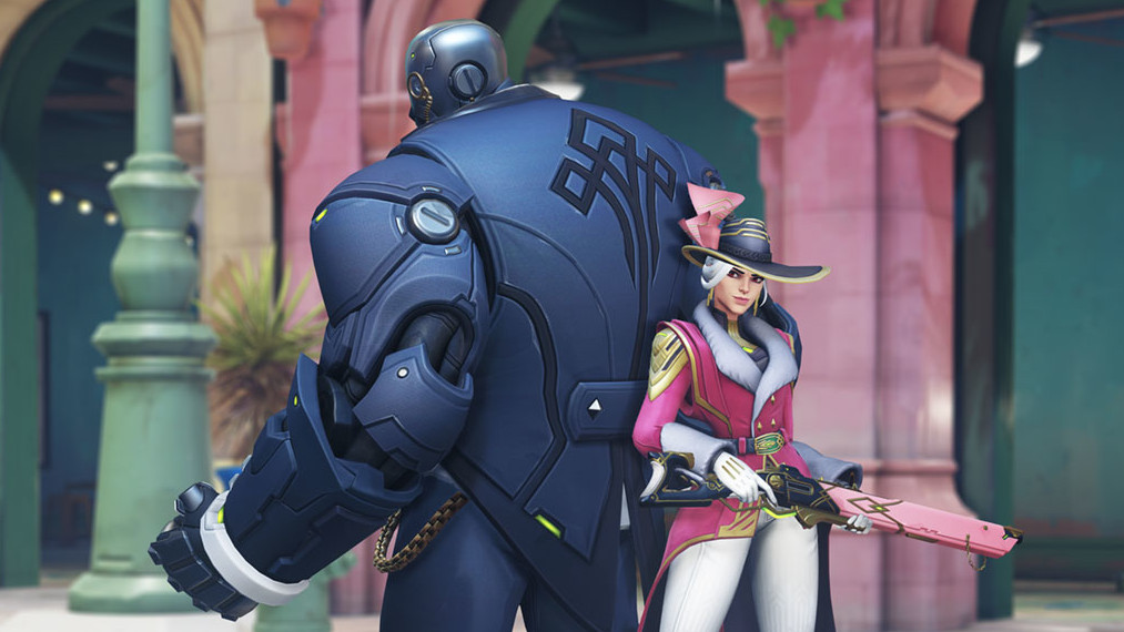 Here are all the Overwatch Storm Rising skins | PC Gamer