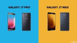 Samsung Galaxy J7 Pro vs Galaxy J7 Max: What's the