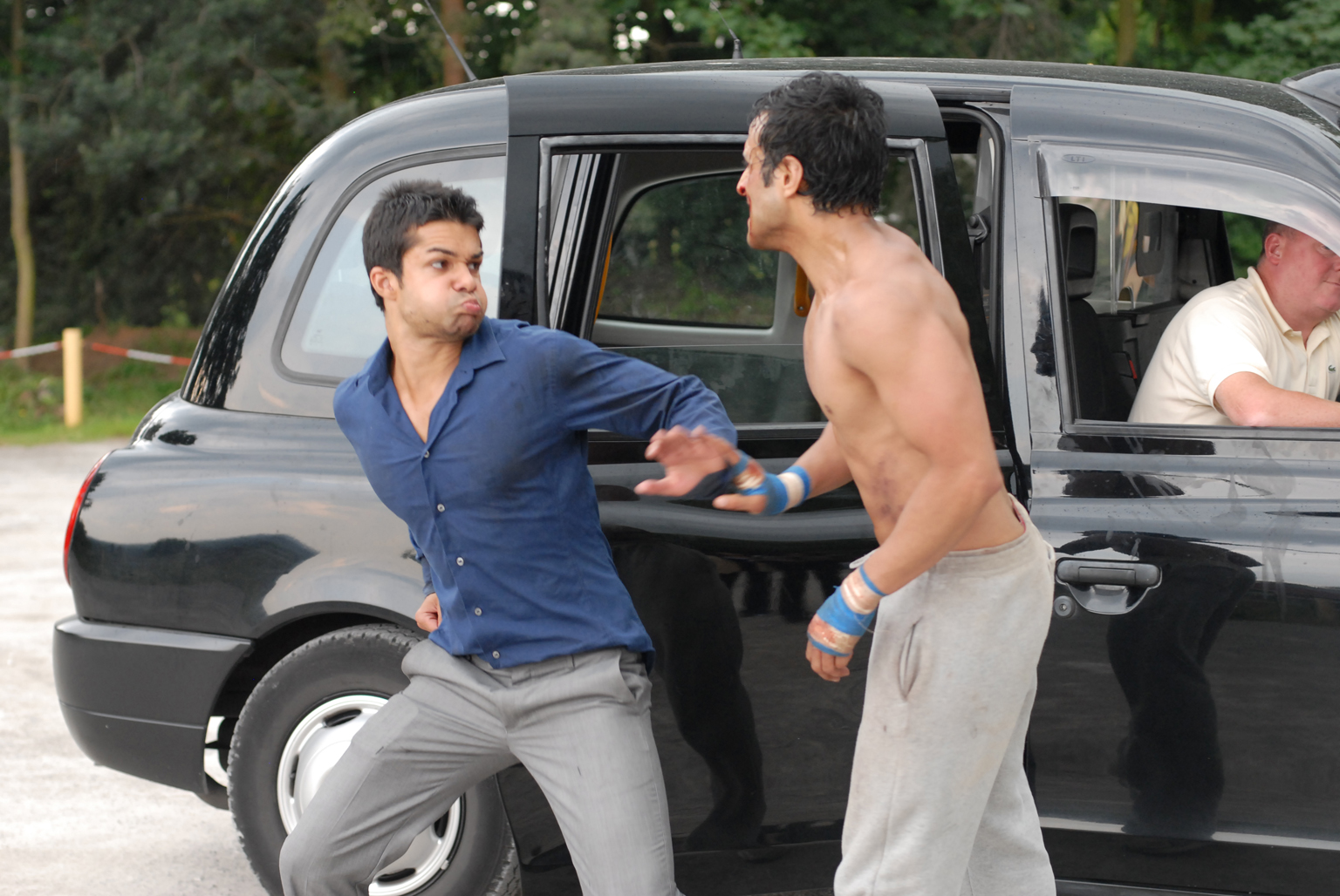 Has Ash killed Ravi?