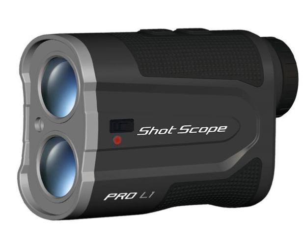 Best Golf Laser Rangefinders, Shot Scope Pro L1 Laser Rangefinder, Best Golf Gifts For Dads