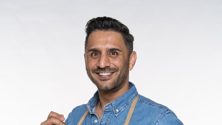 Chigs from Great British Bake Off