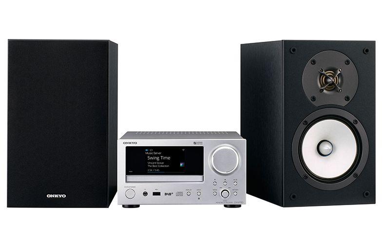 CS-N575 Onkyo Network Hi-Fi CD System Black