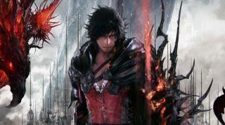 Final Fantasy 16 concept art Clive
