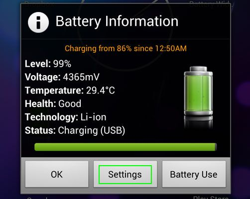 How to Show Battery Percentage on Your Android Phone | Tom's