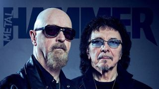 Rob Halford and Tony Iommi
