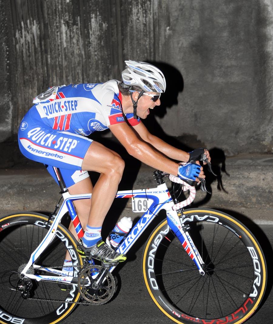 Kristof Vendewalle, Giro d