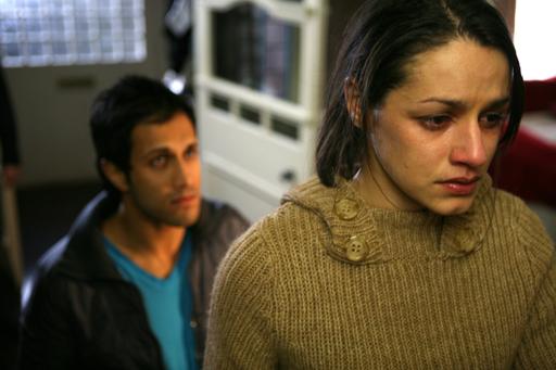 Anita tells Ravi about Gaz's bullying