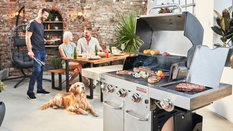 Char-Broil Professional Pro S 3 review