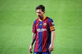 El Clasico, leo Messi