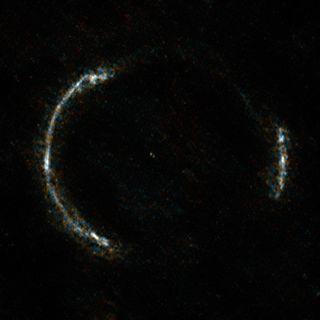 Einstein Ring Alma