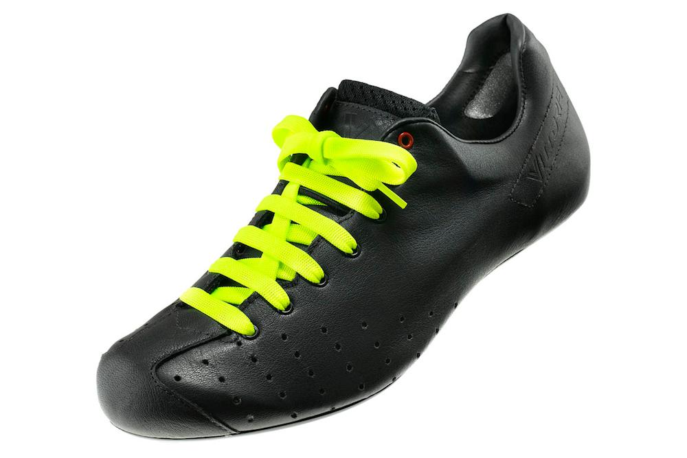 Legend shoe is made of kangaroo leather