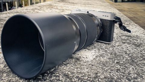 Fujifilm XF 70-300mm f4-5.6 R LM OIS WR review