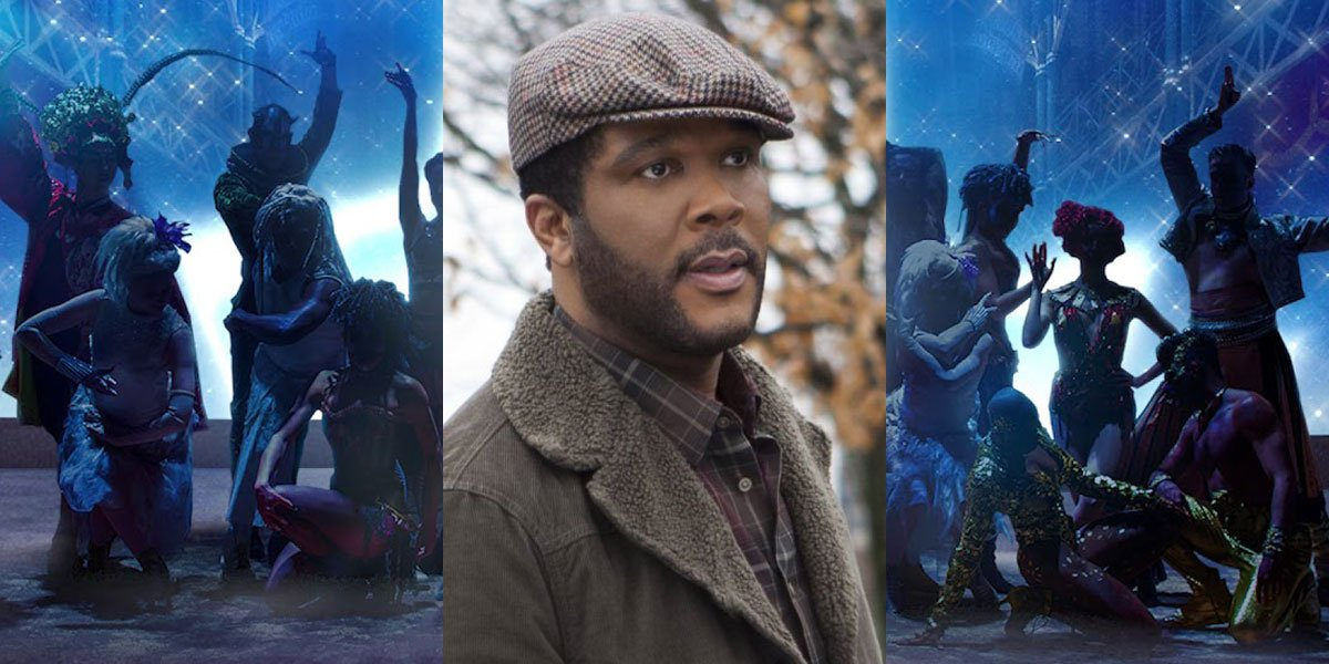 Tyler Perry is The Greatest Showman 2020