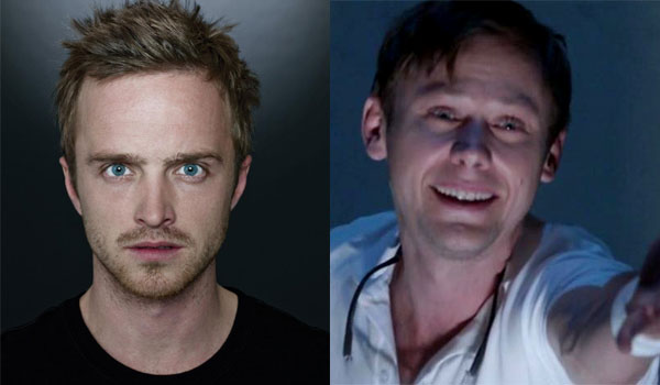 Aaron Paul and Jimmi Simpson