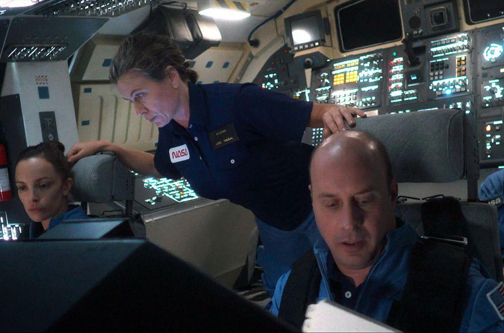 Q&A: Astronaut Garrett Reisman guest stars on 'For All Mankind'