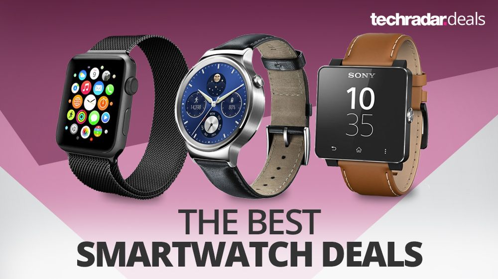 smartwatch deals
