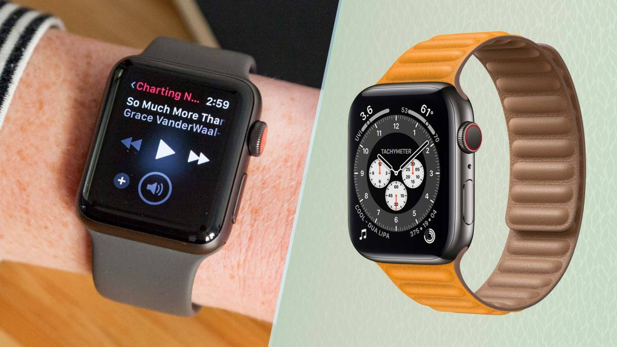 Apple Watch 6 vs Apple Watch 3: Should you upgrade?