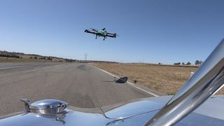 Alauda Racing Airspeeder
