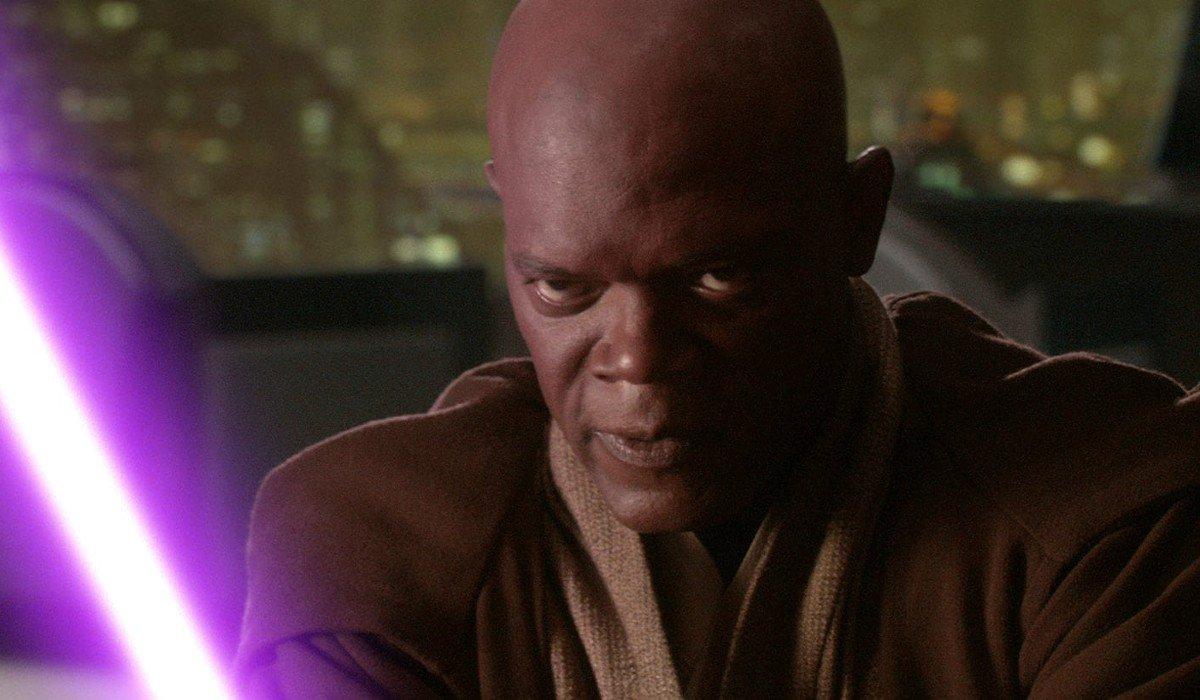 Mace Windu Star Wars
