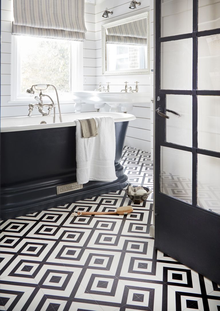 cut the cost of a new bathroom