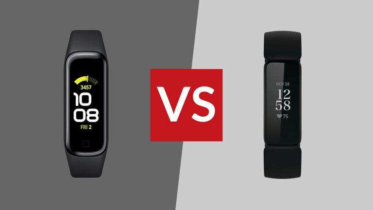 Samsung Galaxy Fit2 vs Fitbit Inspire 2