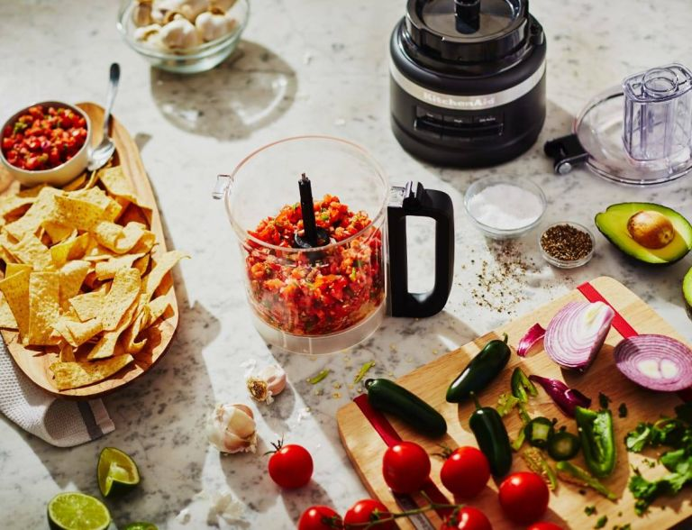 Food processor deals for making your own salsa, hummus and more
