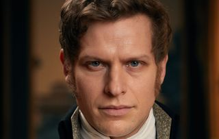 Monk Adderley played by Max Bennett in his finery for Poldark